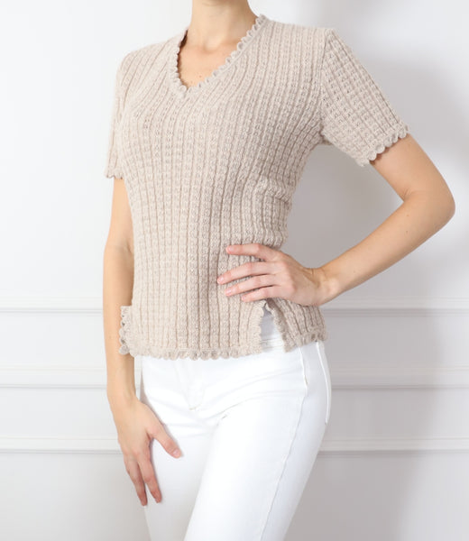 Cashmere top