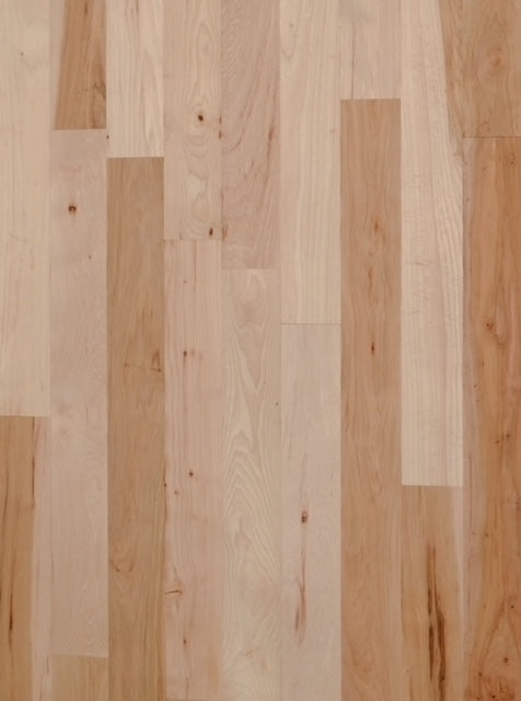 Engineered Hanover Hickory (Classic) Unfinished Square Edge