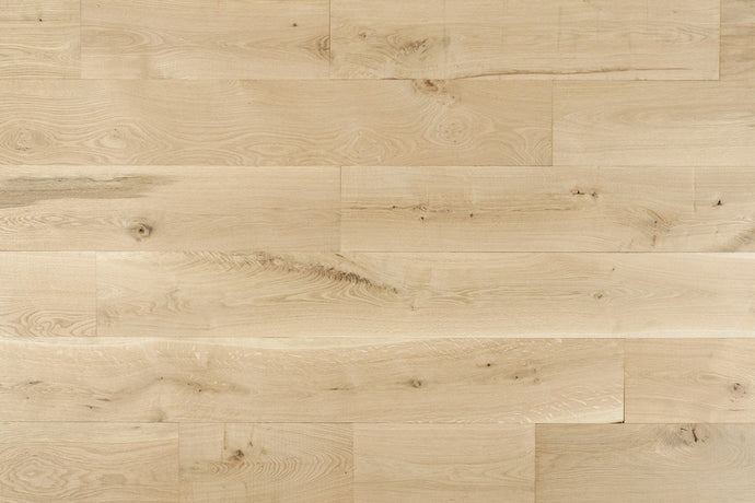 Engineered Wheatley White Oak Unfinished Square Edge