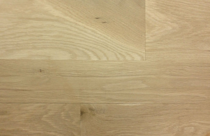 Windsor White Oak Unfinished Solid Square Edge