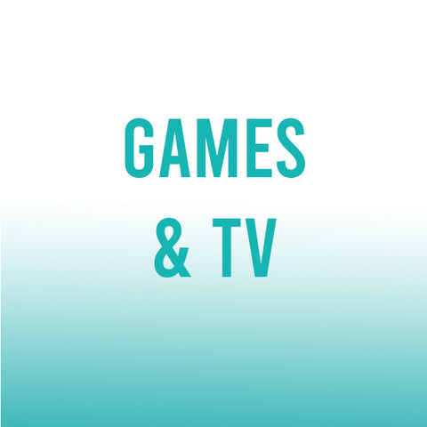 Games, TV & Movies