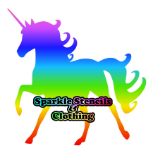 Fancicorn Glitter Tattoo (set of 5)