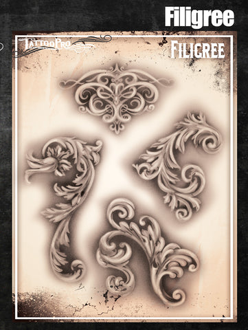 Fancy Filigree