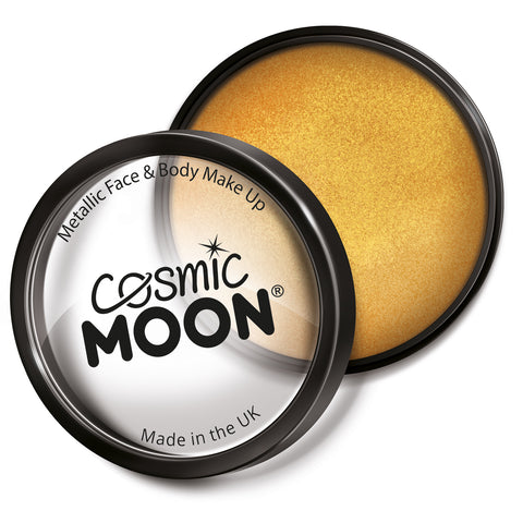 Cosmic Moon Metalic Gold