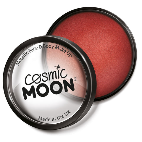 Cosmic Moon Metalic Red