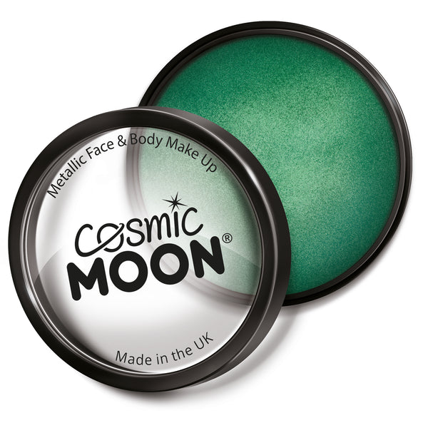 Cosmic Moon Metalic Green