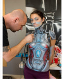 Josh Council Badass Bodypaint (Book direct via Paypal) -NEW DATE TBC