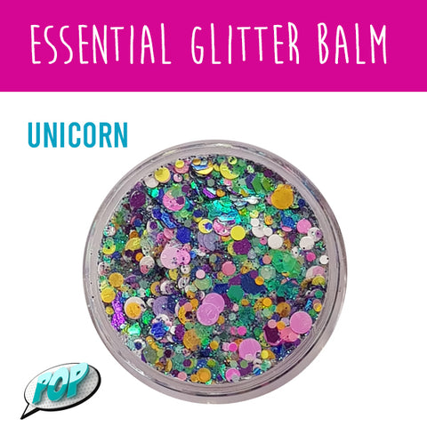 Essential Glitter Balm Unicorn 10g