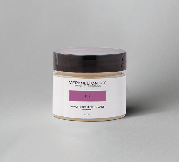 Vermillion Pus 50ml