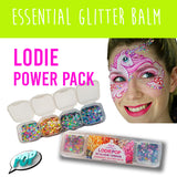 Essential Glitter Balm Lodie Power Pack