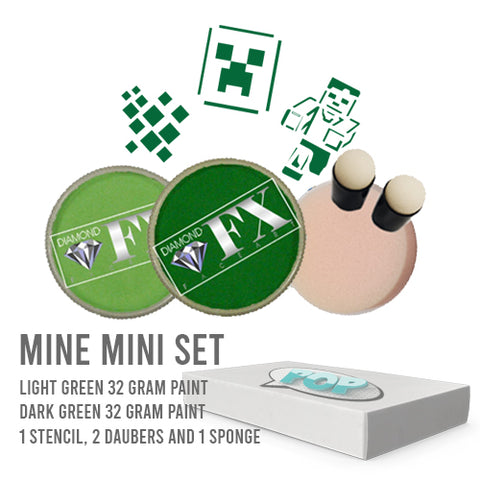 Mine Mini Set