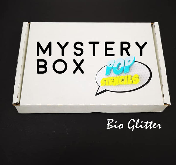 Pop Mystery Box! (Bio Glitter version) £25 Retail Value