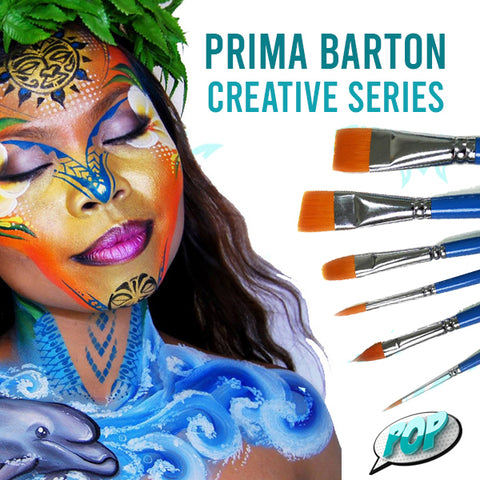 Prima Barton Brushes