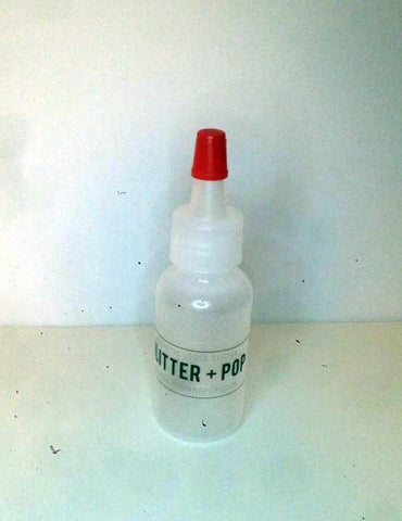 Puffer Bottle empty
