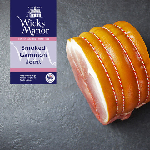 *Smoked Gammon Joint 1.5kg*