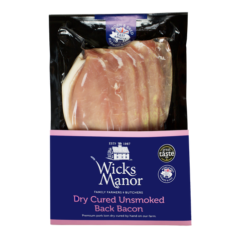 Unsmoked Back Bacon