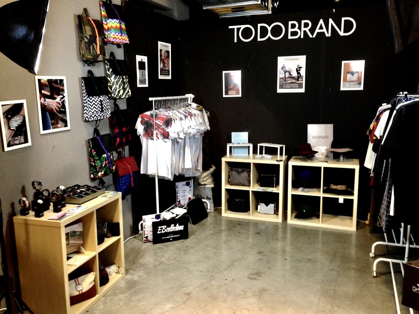 To Do Brand al Trend Show con un temporary store tutto italiano By SNAP ITALY