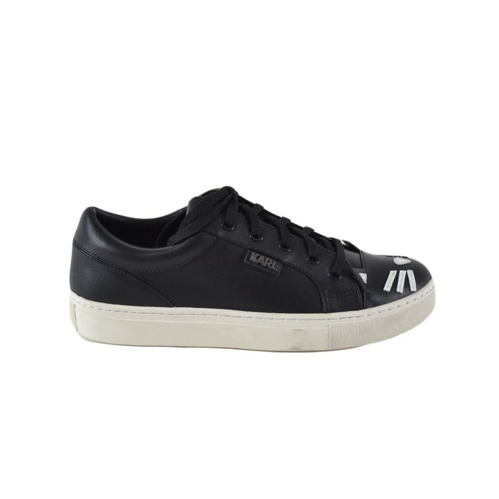 Karl Lagerfeld sneakers basse nere gatto