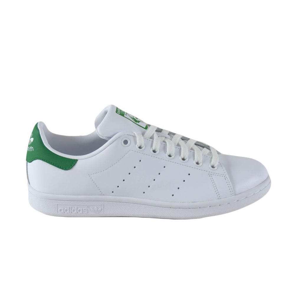Adidas sneakers basse uomo Stan Smith bianco verde