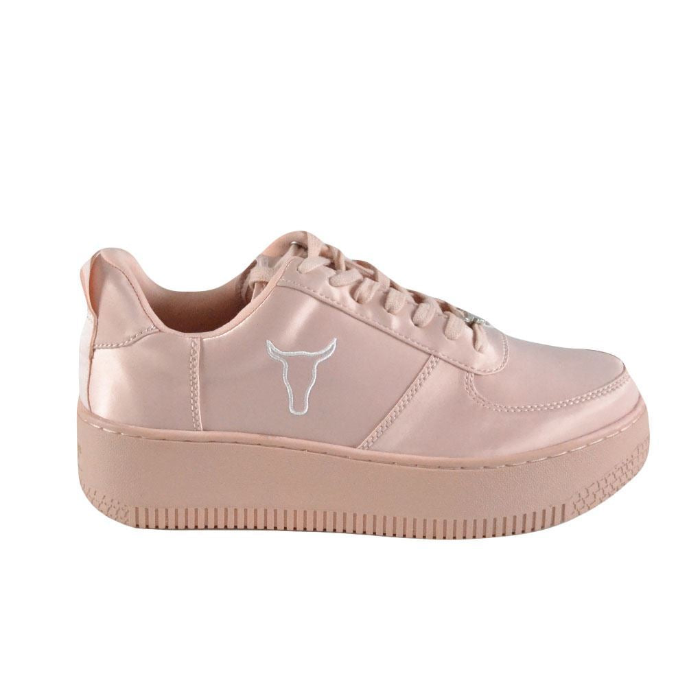 Windsor Smith Racerr sneakers basse donna rosa
