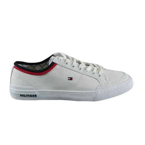 Tommy Hilfiger sneakers basse uomo bianche