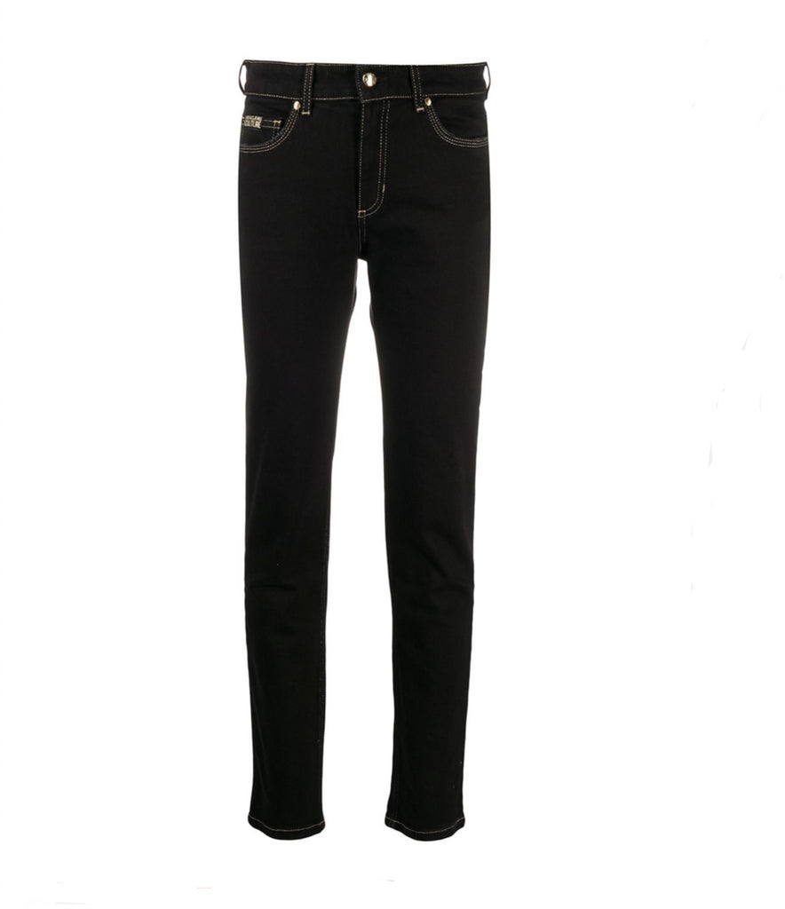 Pantalone modello jeans skinny Versace Jeans Couture