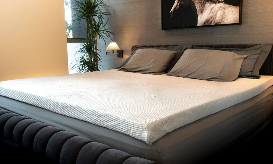 The Benefits of Using a Memory Foam Mattress Topper