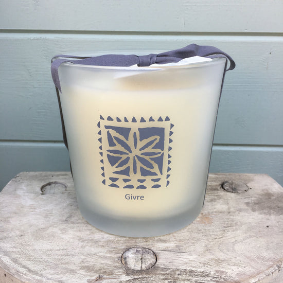 Three Wick Candle - Givre (Hoar Frost)