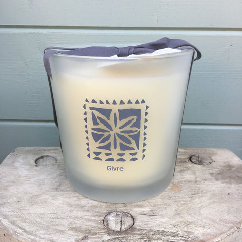 Three Wick Candle - Givre (Hoare Frost)