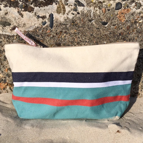 Canvas Wash Bag - Biarrotte