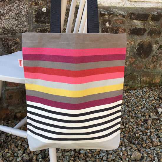 Canvas Tote Bag - Larrau