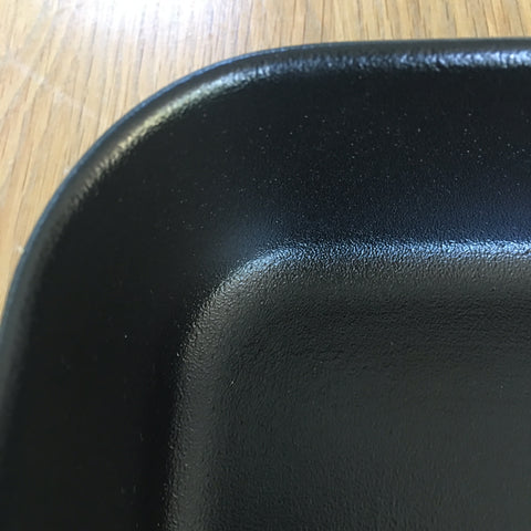 Ceramic Deep Square Baking Dish - Black
