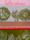 Copy of Tea Towel - Les Choux (Cabbage)