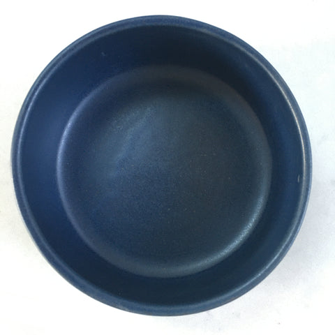 Handmade Stoneware Bowl - Midnight Blue, Small, Medium or Set of Two