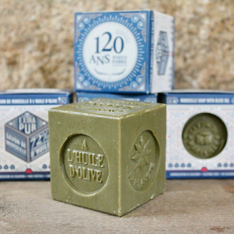 Marseille Olive Oil Soap Cube