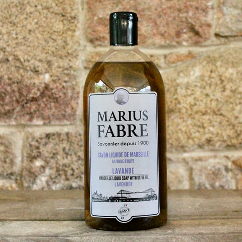 Savon de Marseille Hand Soap and Shower Gel - Lavender