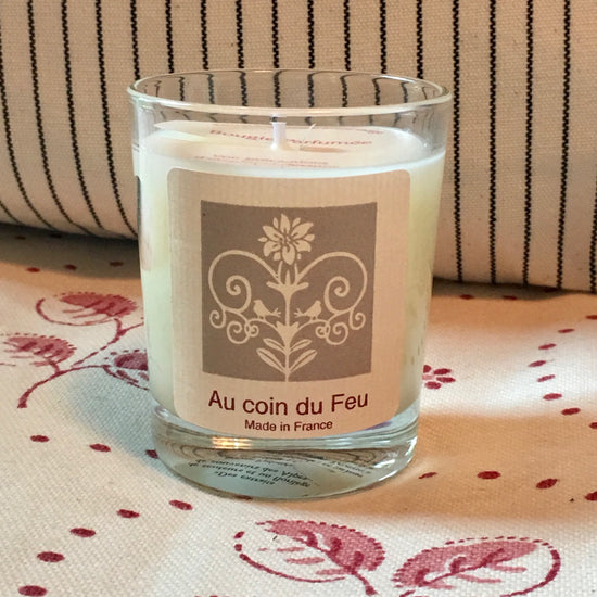 Candle - Au Coin de Feu (Fire Place)
