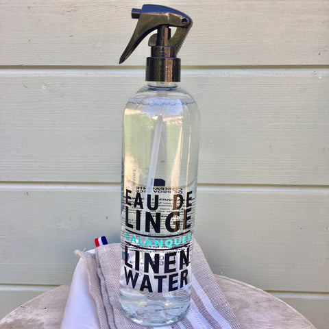 Linen Water - Frais et Marin (Sea Breeze) Fragrance