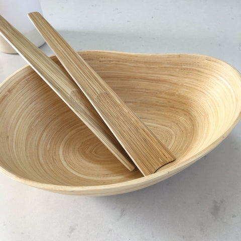 Bamboo Bowl - Mangue Natural