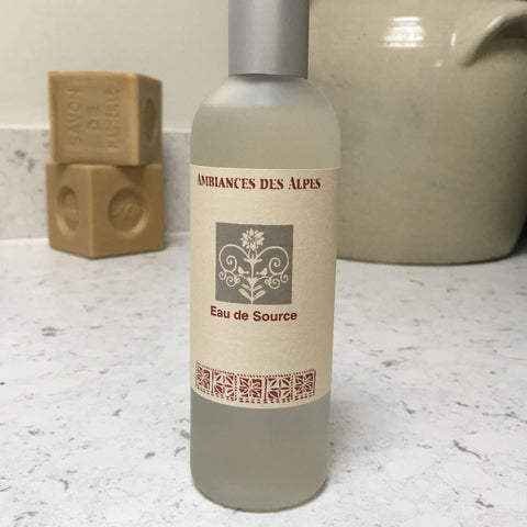 Room Spray - Eau De Source (Spring Water)