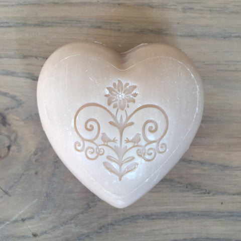 Heart Soap - Eau De Source (Spring Water)