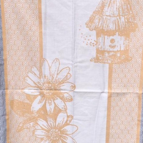 Tea Towel - Ruche Doree (Golden Beehive)