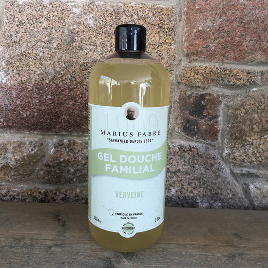 Bath & Shower Gel - Verveine (Lemon Verbena) Fragrance