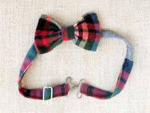 Perfectly Plaid Bow Tie