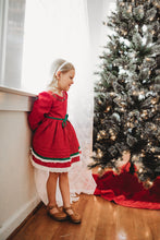 Deck the Halls Dress and Bloomer Set-LATER DELIVERY DATE