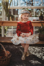 Merry & Bright Short Dress and Bloomer set