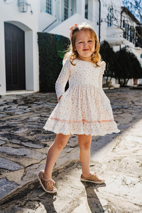 Whimsical Wishes Dress and Bloomer set