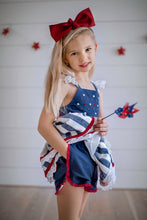 Kate Tunic Set- Stars and Stripes Tunic Set