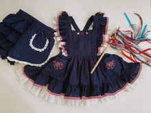 Lady Liberty Pinafore Set *PREORDER*
