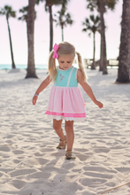 Emery Tunic Set- Pink Flamingo